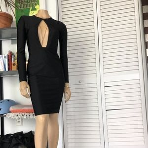 Dresses & Skirts - SEXY BLACK BODYCON DRESS